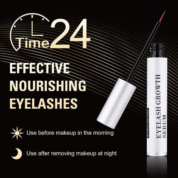 Eyelash Growth Serum Eyebrow Enhancer Serum Professional ...