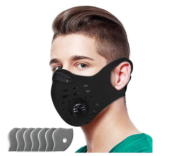 n99 respirator mask reusable