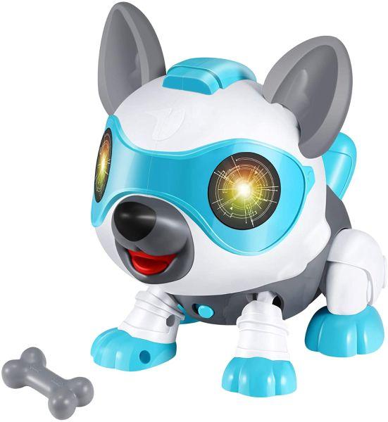 Toys for 3-12 Year Old Boys or Girls, STEM DIY Robot Dog ...